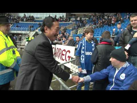 Vincent Tan and Peter Whittingham