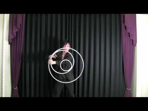 Aros - Ejercicio de efecto visual con aros