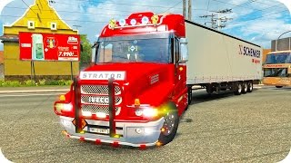 Iveco Strator ETS2 (Euro Truck Simulator 2)
