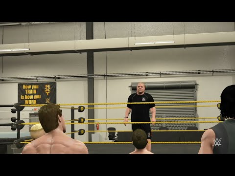 WWE 2K15 My Career - THE FIRST HOUR✦【PS4 / XBOX ONE / Next Gen】