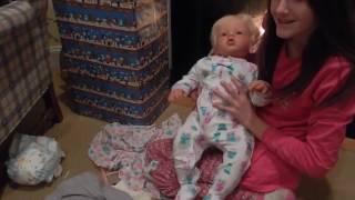Christmas Surprise! Reborn Toddler Box Opening
