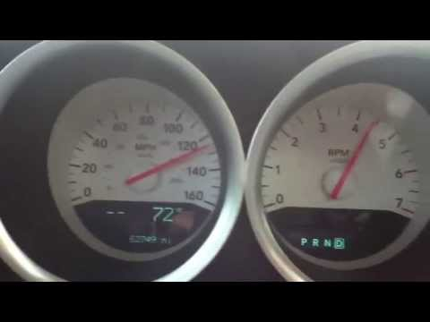 Top Speed Run (0-125mph)   2006 Dodge Charger R/T