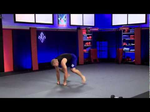 GSP RUSHFIT Georges St-Pierre's Balance & Agility, Stretching for Flexibility Workouts Image 1