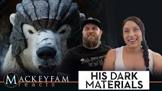His Dark Materials: Season 1 | San Diego Comic-Con Trailer | HBO- REACTION and REVIEW!!!