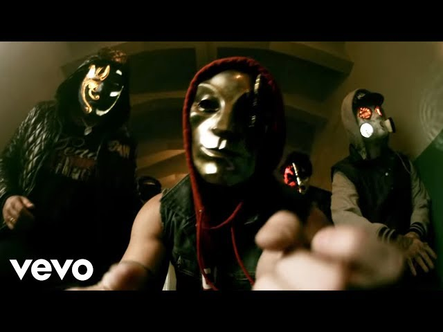 Hollywood Undead - We Are (Explicit)