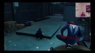 Spiderman ps4 pt4