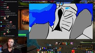 Asmongold and Mcconnell reacts to the 10 hardest bosses in wow!