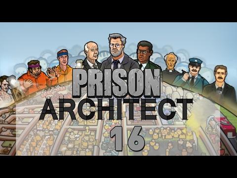 Прохождение Prison Architect: #16 - ВСЕ УДОБСТВА!