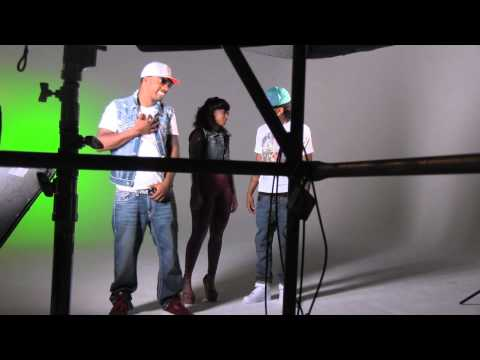 Frank Benji ft Cash Out (Behind The Scenes Footage) [User Submitted]