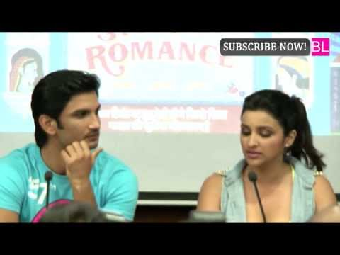 Parineeti And Sushant Talk Sex, Live-in Relationship In Shuddh Desi Romance video