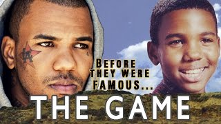 THE GAME | Before They Were Famous | Jayceon Terrell Taylor