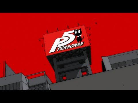 ペルソナ5 PV#01