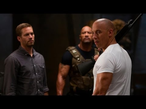 Fast & Furious 6 official Trailer hd