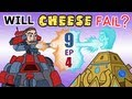 Will Cheese Fail Season 9 Episode 4 -- Starcraft 2 [LAGTV]