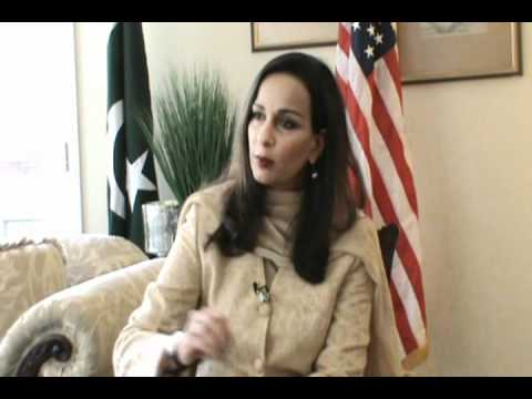 Ambassador Sherry Rehman says Parliamentary debate on US ties is milestone for P