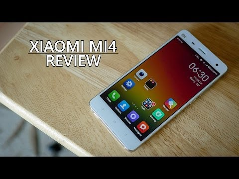 Xiaomi Mi4 Review – a very solid offering