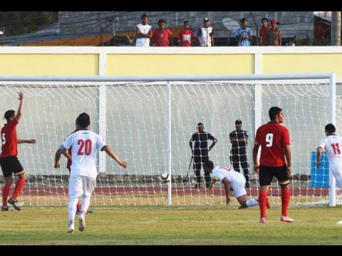 Timor Leste vs Palestine: 2018 FIFA WC Russia & AFC Asian Cup UAE 2019 (Qly RD 2)