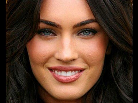 Megan Fox Make-Up Look #1   Kandee Johnson