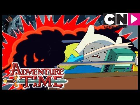 Время приключений | Быть чем-то большим | Cartoon Network