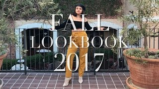 FALL FASHION LOOKBOOK 2017 l FALL TRENDS l Le Bella Gypsy
