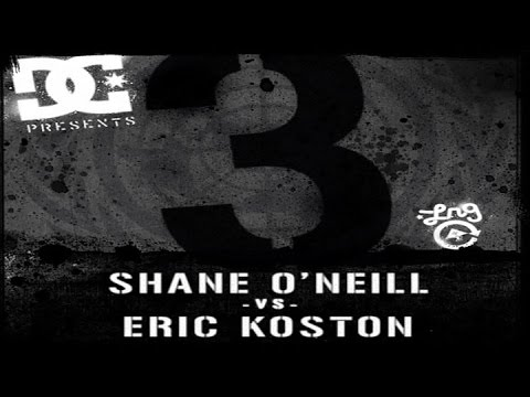 Shane O'neill Vs Eric Koston | BATB3 - Throwback