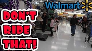 WE GOT KICKED OUT? (WALMART)