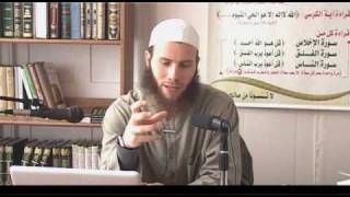 Video: From Youth Christian Minister to Islam - Joshua Evans 1/3