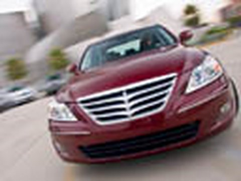 Bargain Benz? 2009 Hyundai Genesis Sedan - Road Test