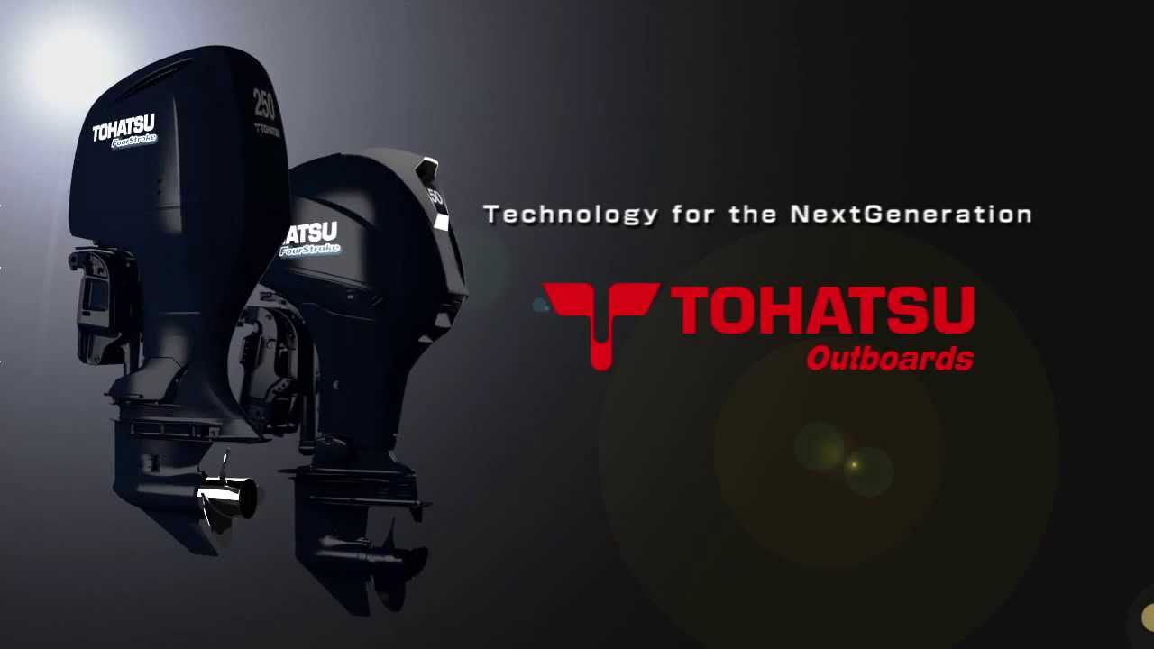 new tohatsu model