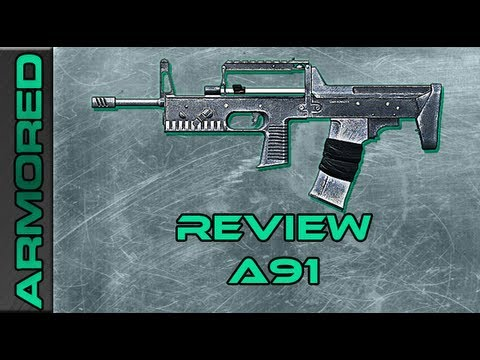 REVIEW A91: A Carabina Hibrida