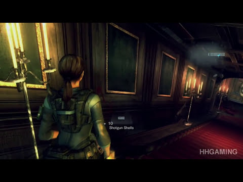 Resident Evil Revelations Walkthrough part 31 HD Consoles Version let's play PS3 XBOX PC