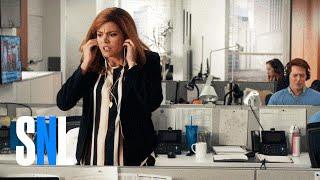 """The Day Beyoncé Turned Black"" - SNL"