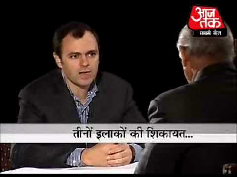 Seedhi Baat - Omar Abdullah (Part 2)