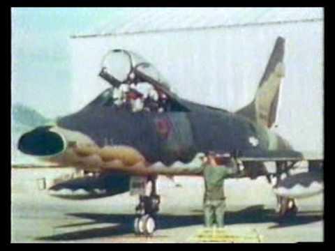 North American F-100 Super Sabre Pt. 1 - YouTube