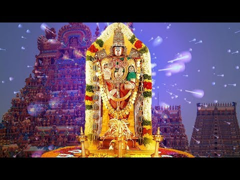 Lord Venkatesa Perumal - Tamil Devotional Songs video