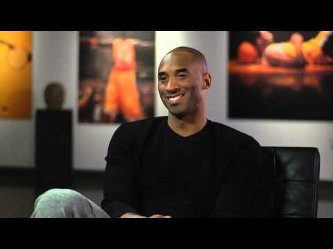 Kobe Bryant on the Birth of the Black Mamba
