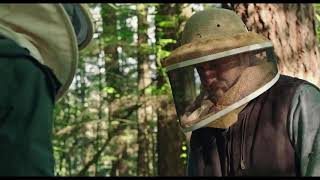 Leave No Trace Movie Clip   Warmth of the Hive 2018   Movieclips Indie