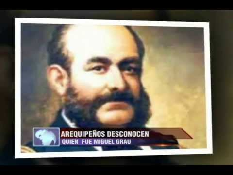 Muchas personas desconocen quien fue Miguel Grau Seminario