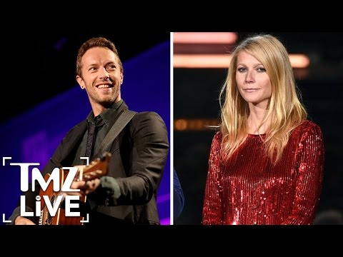 News On Gwyneth Paltrow & Chris Martin's Conscious Uncoupling (TMZ Live)
