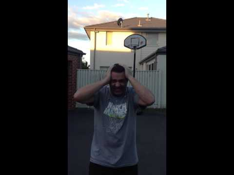 Freak Basketball Shot Saves Aussie Dad Millions Of Dollars