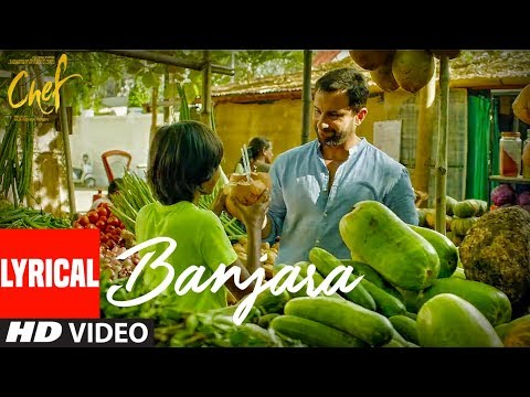 download lagu Chef: Banjara  Al  Song  Saif Ali gratis