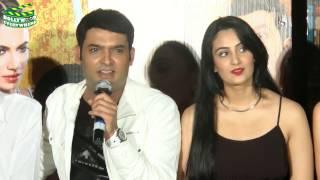Kis Kisko Pyaar Karu2015 Movie Promo Event |Kapil Sharma, Elli Avram, Manjari Phadnis