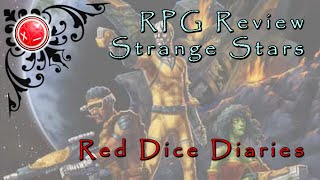 RPG Review - Strange Stars