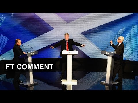 Scottish independence TV debate reviewed