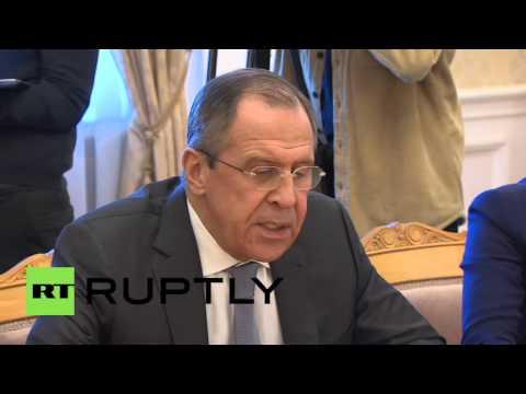 Russia: NTI's Sam Nunn praises Lavrov's role in Syria ceasefire deal