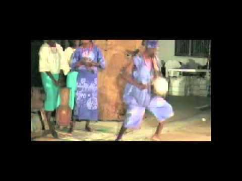 Yoruba Folk Music.