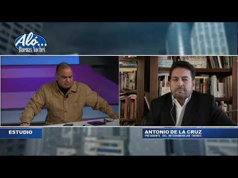 Antonio de La Cruz: Oposición con muy poca credibilidad. Aló Buenas Noches. Seg. 4