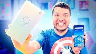 Xiaomi Mi 9 - O MONSTRO CHEGOU! Unboxing e Impressões