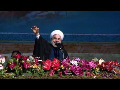 Iran's Rouhani wants 'fair, constructive' nuclear talks