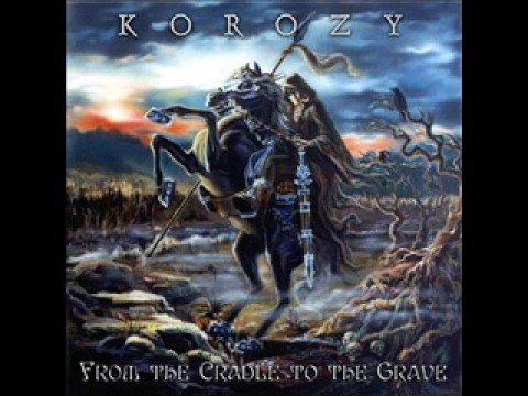 Imagem da capa da música Keeper Of The Cemetery de Korozy